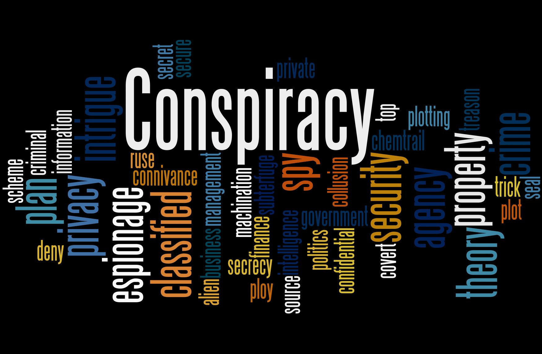 5 Conspiracy Theories That Turned Out To Be True