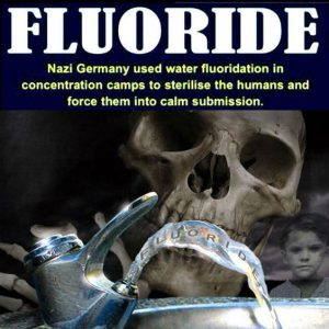 Fluoride Is Not Your Friend