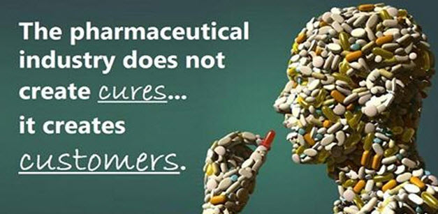 Big Pharma's Origins: The Suppression & Destruction of Natural Medicine
