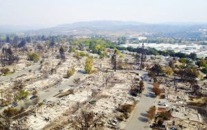 California Under Attack