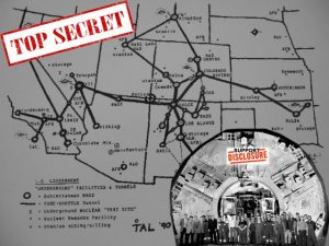 Deep Underground Military Bases: Red Pill Alert