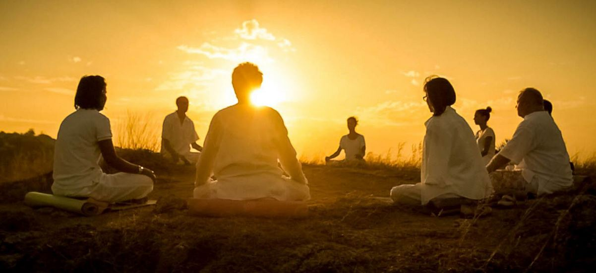 Group Meditation CAN Change The World Around Us