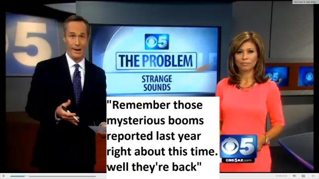 3 Mysterious Booms Shake Houses in Pennsylvania, Colorado and Arkansas