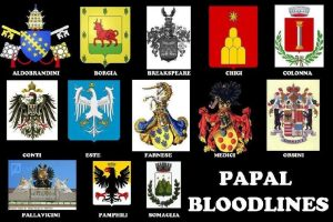 The REAL Controllers of Humanity: The Papal Bloodlines