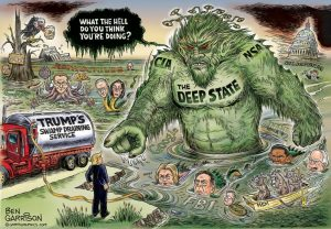 """The Truth About """"The Deep State"""""""