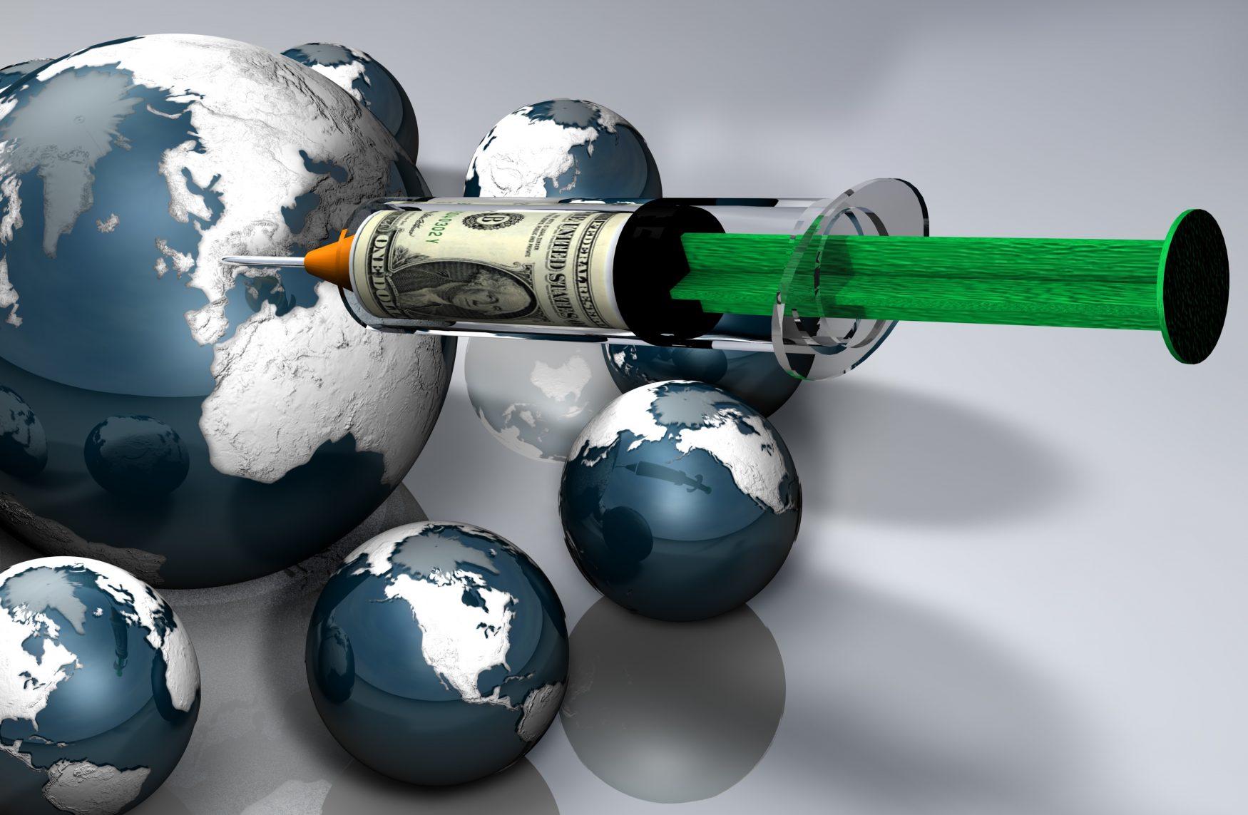 The 350 Billion U.S. Bailout Examined