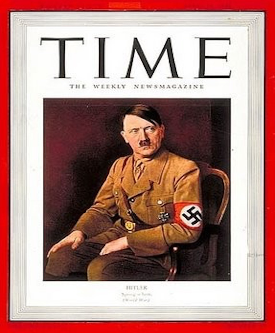 Hitler Times Man of the Year